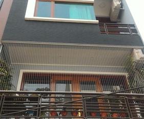 Cho thuê nhà Hoàng Ngân, Trung Hòa, Cầu Giấy 70m2 x 5T, giá 23tr/th. Ngõ ô tô tránh