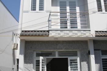 Căn góc 2MT, DTSD 56m2, hẻm 4m, gần cầu Rạch Dơi đường Lê Văn Lương - 900.000.000đ (sổ nhà riêng)