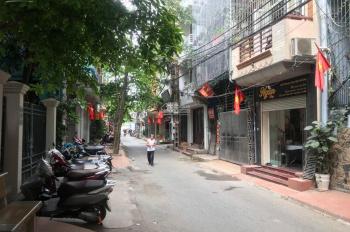 Nhà ngõ 61 Lạc Trung, Hai Bà Trưng, HN, DT 80m2 x 4T, giá 20tr/th
