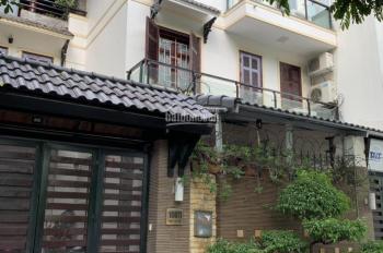 Cho thuê nhà biệt thự mặt phố Lưu Hữu Phước, 200m2 đất xây dựng 100m2 * 4 tầng giá 40 triệu/tháng