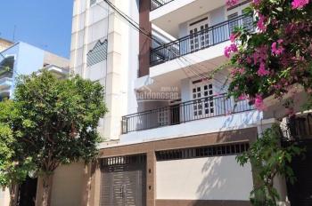 Cho thuê nhà đường Cửu Long (khu sân bay), diện tích 8x25m, 1trệt 3 lầu