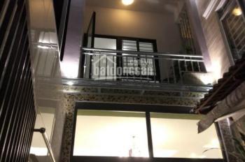 Nhà mới xây 2 lầu đường Nơ Trang Long giá tốt LH 0888868605