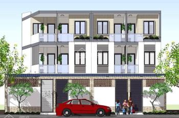 Dự án nhà phố siêu đẹp Thủ Đức 1 trệt 2 lầu DTSD 80m2 giá 1,65 tỷ/căn, hẻm xe hơi 0931469993