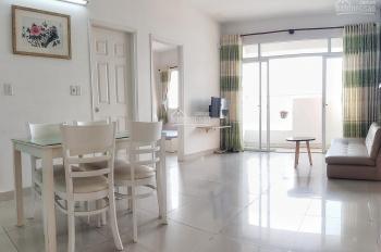 Bán căn hộ chung cư Bình Khánh lầu cao, view đẹp, rất mát mẻ, sổ hồng sang tên ngay, nội thất