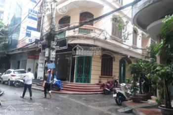 Cho thuê nhà riêng ngõ 121 Thái Hà, quận Đống Đa, Hà Nội, khu phân lô , 2 mặt thoáng