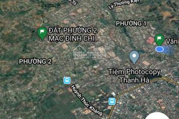 Cần bán đất nền 105m2, sổ đỏ riêng, hẻm 4 phường 2, Bảo Lộc