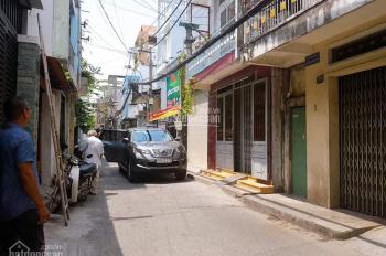 Nhà mặt tiền hẻm ô tô ngã 4 Bảy Hiền Tân Bình - 6,2*17m - 15 phòng, giá 12,5 tỷ (thương lượng)