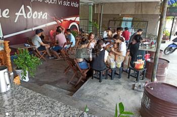 Sang quán cà phê đường Huỳnh Văn Lũy, giá 100 triệu