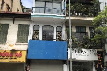 Cho thuê nhà mặt phố Trường Chinh: 70m2 x 3 tầng, mặt tiền: 4m, thông sàn, riêng biệt LH 0974557067
