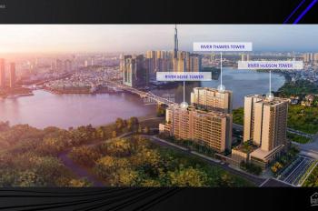 The River Thủ Thiêm, mở bán đợt 1 giá cực tốt, tiện ích hạng sang, booking F1 0903642586