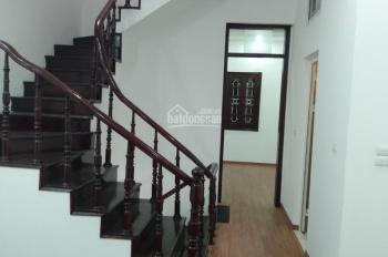 Cho thuê nhà riêng KĐT Đại Kim, đường Nguyễn Cảnh Dị, ô tô đỗ DT 55m2 x 4.5 tầng, LH 0963376379
