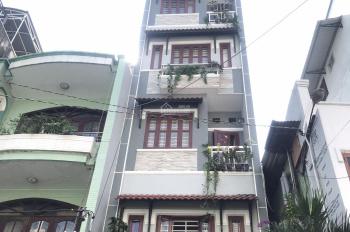 Bán nhà đường Trần Hưng Đạo, Phường 7, Quận 5, DT: 4x16.5m,4 lầu giá bán chỉ 11 tỷ TL