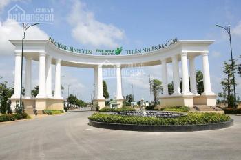 Bán gấp nền đất khu đô thị Five Star, huyện Cần Giuộc, Long An, giá 1,6 tỷ