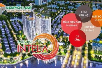 (CĐT) chỉ 400 triệu sở hữu CH Sài Gòn Intea, giá 1.25 tỷ/2PN, 3PN/1.8 tỷ. LH 0901 675744 - TPKD