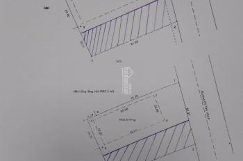 Cần bán đất có nhà xưởng rộng 1560m2 ngay đối diện KCN An Tây, Bến Cát, BD