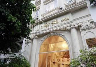 Cho thuê khách sạn Hưng Phước - Phú Mỹ Hưng Quận 7, mặt tiền đường Lê Văn Thiêm