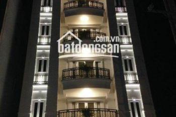Bán nhà mặt tiền đường Khu Chợ Vải, phường 7, quận Tân Bình, DT: 5.5x27m, 5 lầu chỉ 21 tỷ