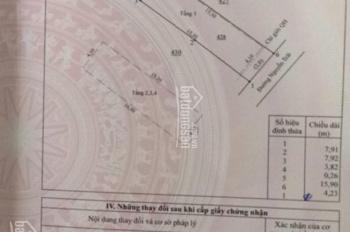 Cho thuê nhà 260m2 mặt tiền 1 trệt 3 lầu, thuận tiện kinh doanh, sát bên chợ Biên Hòa, 18 triệu/th