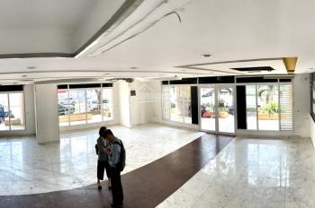 Cho thuê shop góc 2 mặt tiền đường Nguyễn Lương Bằng-Phú Mỹ Hưng DT 277m2, 1 trệt 1 lầu. 0908743068
