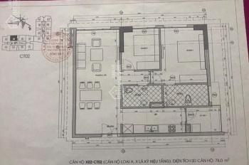 Bán căn hộ chung cư viện 103, Văn Quán, Hà Đông, Hà Nội