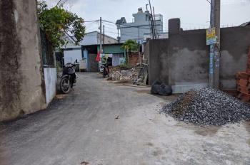 Bán đất hẻm 1286, đường Nguyễn Duy Trinh, Quận 9, diện tích 52m2. LH 0938597379