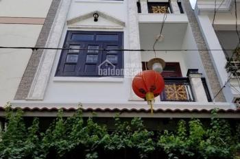 Nhà mới khu Bàu Cát Tân Bình cạnh mặt tiền 1 căn, kinh doanh, 56m2, 4 tầng, chỉ 8.5 tỷ