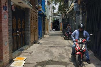 Bán nhà giá rẻ hẻm 1 trục 4m Nguyễn Phúc Chu, P15, TB (4.2x17)m. LH: 0903536399
