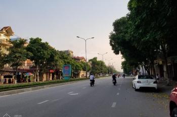 Bán lô đất 2 mặt đường Trần Hưng Đạo, mặt sau quay ra công viên khu đô thị.