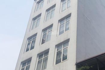Bán nhà phố Bùi Thị Xuân, Hai Bà Trưng, Hà Nội. DT 118m2 x 9T, MT 7,3m, giá 62 tỷ