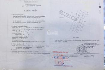 Bán nhà cấp 4, MT Lê Văn Lương, P Tân Phong, Q7 chốt giá rẻ 10 tỷ, gặp chủ ngay LH 0937809539