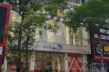 Cho thuê nhà siêu hot mặt phố Thái Hà DT 420m2x2 tầng, MT 14m, giá: 450tr/th. LH: Mr Sơn 0968392334