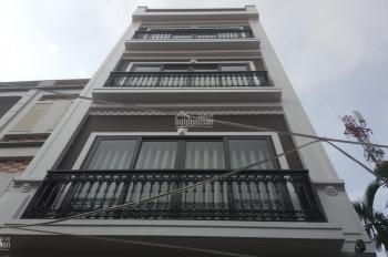 Bán nhà đẹp độc lập ngõ rộng khu Văn Cao, Ngô Quyền, Hải Phòng