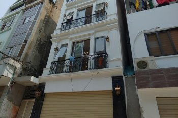 Bán nhà mặt phố Yên Lạc, Hai Bà Trưng, xây mới 50m2*6T thang máy kinh doanh, ô tô tránh nhau