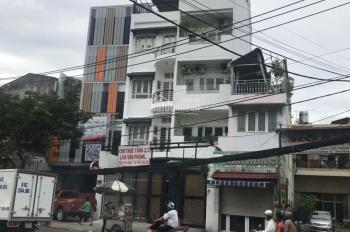 Bán nhà mặt tiền chợ vải ngay Lê Minh Xuân, P. 7, Q. Tân Bình, 4 x 27m, trệt, 2 lầu, giá 17 tỷ