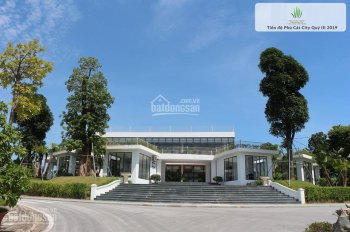 Bán lô góc dự án KĐT Phú Cát City - Hòa Lạc, diện tích: 300m2, giá 14tr/m2. Liên hệ: 0964588966