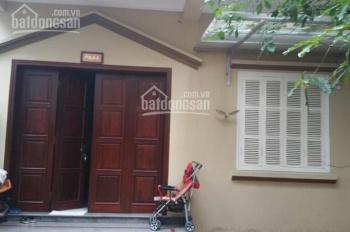 Cho thuê nhà riêng 70m2 x 4 tầng ngõ 121 An Dương Vương Phú Thượng, ngõ rộng rãi đẹp, giá 8tr/th