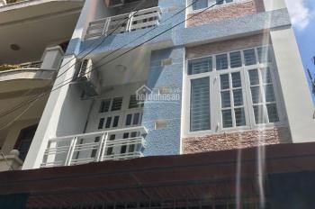 Cho thuê nhà HXH đường Thăng Long, P. 4, Tân Bình. Diện tích: 5x12m, 1 trệt 3 lầu