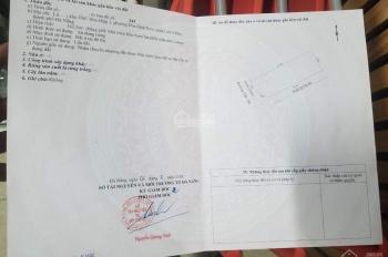 Chính chủ cần bán lô đất tại đường Trần Tấn - Hoà Hiệp Nam - Liên Chiểu - Đà Nẵng