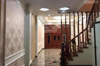 Cho thuê nhà riêng Nguyễn Đổng Chi 55m2 x 5 tầng, 7 phòng ngủ nhà mới xây, giá 20tr. 0388428982