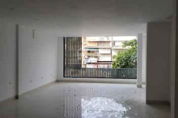 Cho thuê nhà mới mặt phố Đường Láng gần Ngã Tư Sở, DT 105m2 x 4.5 tầng, MT 6m, giá 69 triệu/th
