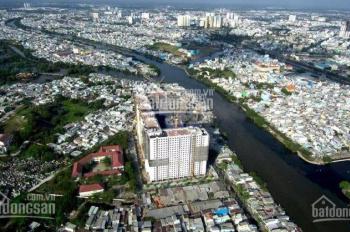 Shophouse Green River Quận 8, sở hữu vĩnh viễn, 1 trệt 1 lầu, 151m2, 6 tỷ