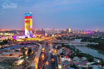 Nhận giữ chỗ căn CH22 tầng 36 - căn xẻ khe dự án Hoàng Huy Sở Dầu - 0345693286