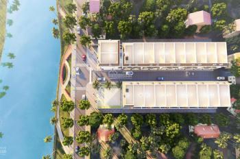 Bán nhà 3 tầng hoàn thiện bờ Bắc, trục đường view sông thoáng mát, trả góp hàng tháng- 0968329294