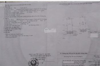 Bán nhà 1 sẹc đường 339, P. Phước Long B, Q9, DT: 42m2, giá: 2.7 tỷ