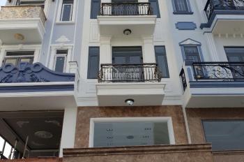 Bán nhà 1 lửng 3 lầu (4x14.5m) P14 Phạm Văn Chiêu sổ hồng riêng