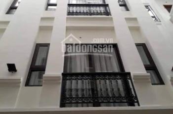 Chính chủ cần bán nhà 36m2, hai mặt thoáng, mặt ngõ Trần Khát Chân, Lò Đúc, Phố Huế, MT: 4.79m