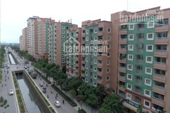 Cho thuê căn hộ (ở hoặc làm văn phòng) tòa nhà C4 - Mặt đường Nguyễn Cơ Thạch, Nam Từ Liêm, Hà Nội