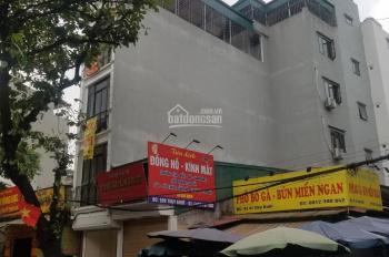 Cho thuê nhà mặt phố Thuỵ Khuê, quận Tây Hồ, mặt tiền kinh doanh giá mùa dịch, Dt: 62m2 x 5 tầng