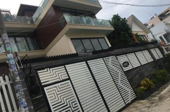 Cho thuê nhà HXH Thành Thái, Q. 10, diện tích: 8m x 18m, trệt 2 lầu sân thượng