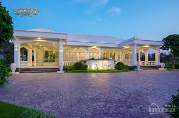 Biệt thự vườn Q9 Saigon Garden Riverside Village chỉ 168 căn, du thuyền vào tận nhà 15tỷ cho 1032m2